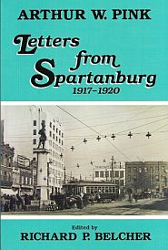 Letters from Spartanburg Grace and Truth Books