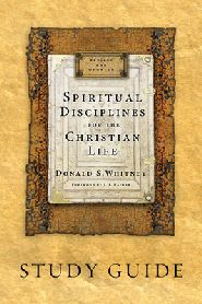 Spiritual Disciplines for the Christia Life Grace and Truth Books