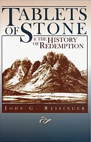 Tablets of Stone and the History of Redemption Grace and Truth Books