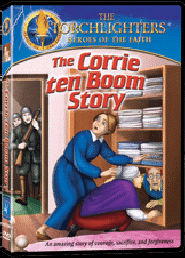 The Corrie ten Boom Story DVD Grace and Truth Books
