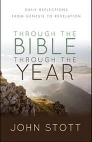 Through the Bible Through the Year Grace and Truth Books