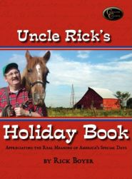 Uncle Rick's Holiday Book book cover