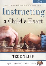 Instructing a Child's Heart DVD Series Grace and Truth Books