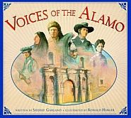 Voices of the Alamo Grace and Truth Books