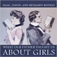 What Our Father Taught Us About Girls CD cover