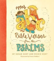 My ABC Bible Verses from the Psalms Grace and Truth Books