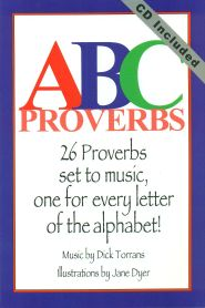 ABC Proverbs With Audio CD Grace and Truth Books