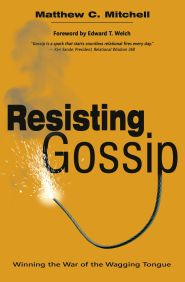 Resisting Gossip Grace and Truth Books