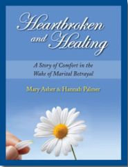 Heartbroken and Healing Grace and Truth Books