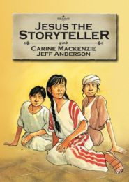 Jesus the Storyteller Grace and Truth Books