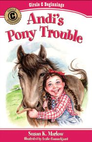 Andi's Pony Trouble Grace and Truth Books