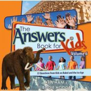 The Answers Book for Kids Vol 6 Grace and Truth Books