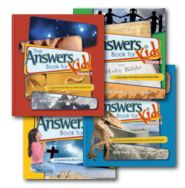 The Answers Book for Kids Grace and Truth Books