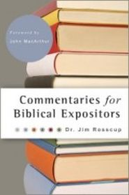 Commentaries for Biblical Expositors Grace and Truth Books