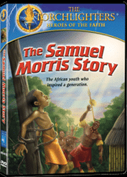The Samuel Morris Story DVD Grace and Truth Books