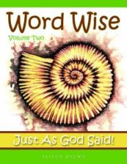 Word Wise Vol 2 Grace and Truth Books