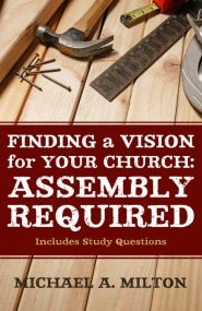 Finding a Vision for Your Church Grace and Truth Books