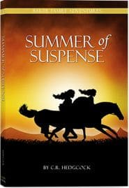 Summer of Suspense Baker Family Adventures