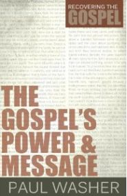The Gospel's Power and Message book cover