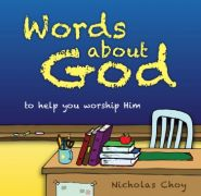 Words About God Grace and Truth Books