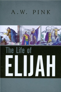 The Life of Elijah book cover Grace and Truth Books