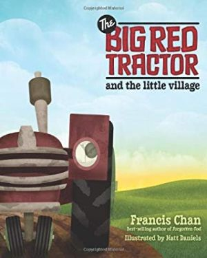 The Big Red Tractor book cover