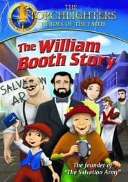 The William Booth Story DVD Grace and Truth Books