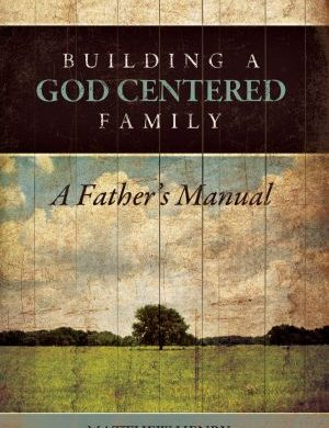 Building a God-Centered Family book cover