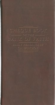 Cheque Book of the Bank of Faith Grace and Truth Books