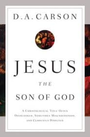 Jesus the Son of God Grace and Truth Books