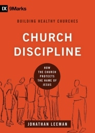 Church Discipline Grace and Truth Books