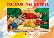 Colour the Gospel Luke Grace and Truth Books