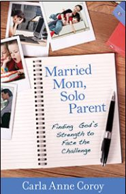 Married Mom, Solo Parent Grace and Truth Books