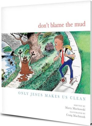 Don't Blame the Mud book cover