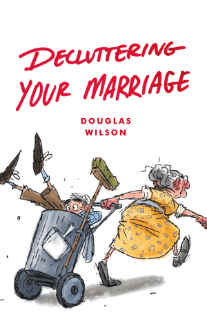 Decluttering your marriage cover