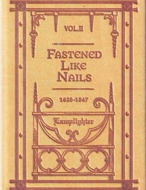 Fastened Like Nails Vol 2 book cover