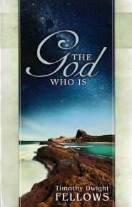 The God Who Is Grace and Truth Books