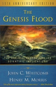 The Genesis Flood 50th cover.indd