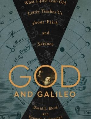 God and Galileo book cover