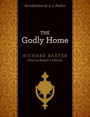 The Godly Home book cover