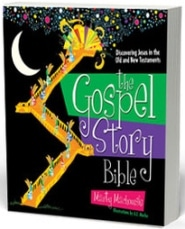 The Gospel Story Bible Grace and Truth Books
