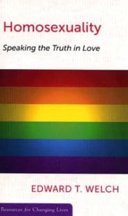 Homosexuality Grace and Truth Books
