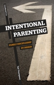 Intentional Parenting Grace and Truth Books