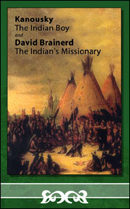 Kanousky and David Brainerd book cover