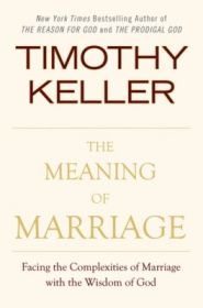 The Meaning of Marriage Grace and Truth Books