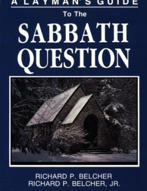 A Layman's Guide to the Sabbath Question book cover