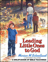 Leading Little Ones to God book cover Grace and Truth Books
