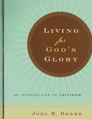 Living for God's Glory book cover