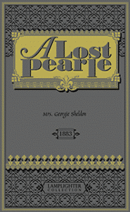 A Lost Pearle Grace and Truth Books