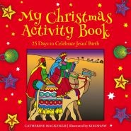 My Christmas Activity Book Grace and Truth Books
